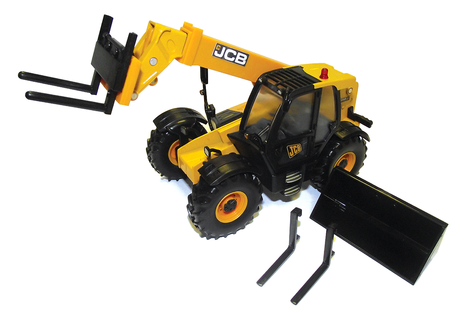 Britains JCB Loadall