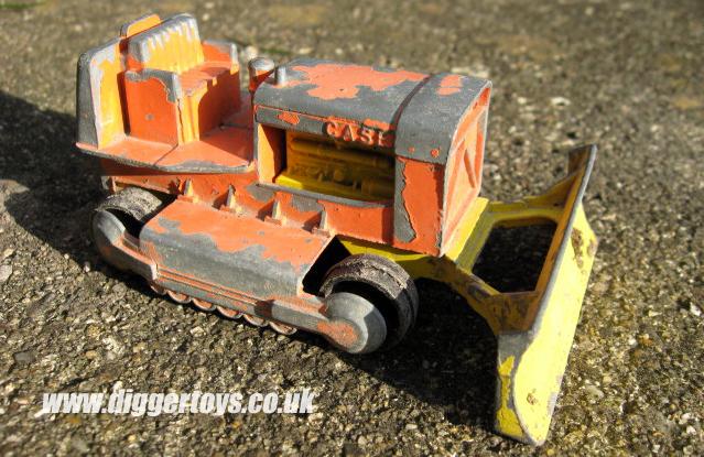 Case Tractor Bulldozer