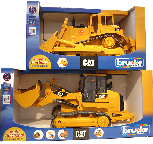 Caterpillar Bulldozer Toys