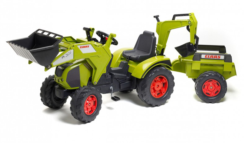 Claas Ride On Digger by Falk Toys