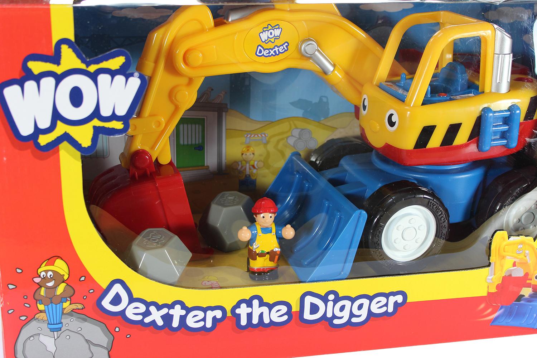 Dexter the Digger