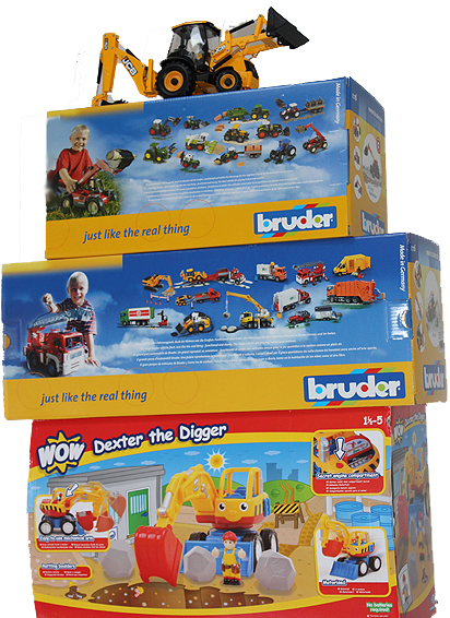 Toy Digger Gifts