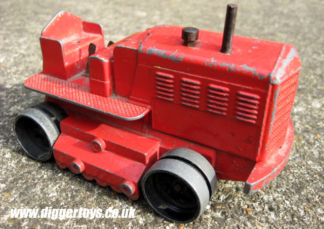 Dinky Tractor