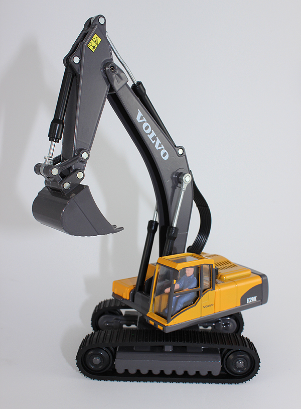 Toy Hydraulic Excavator by Siku