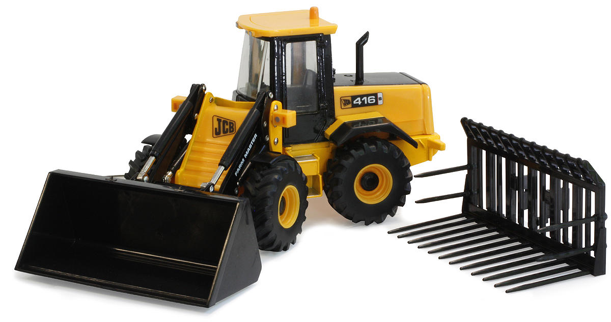 JCB Farm Master Wheel Loader