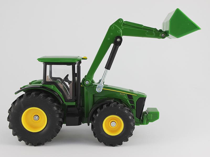 John Deere Farm Digger Toy