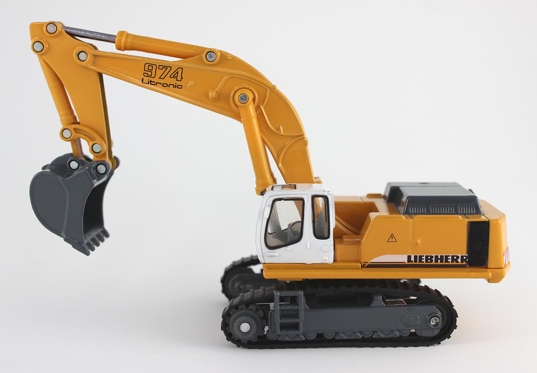 Siku Toy Excavator