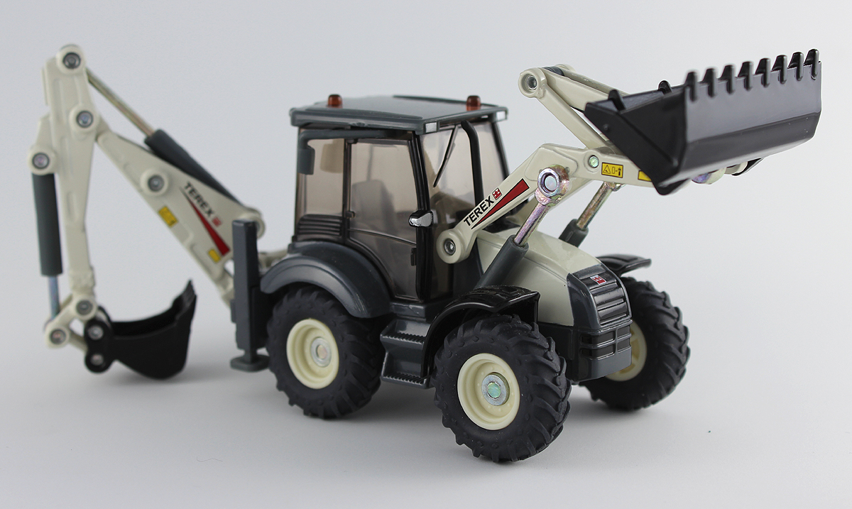 Siku Backhoe Loader