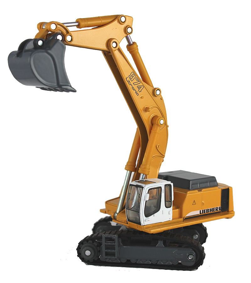 Liebherr Excavator by Siku Toys