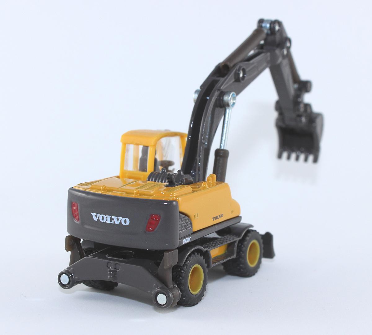 Volvo Mobile Excavator